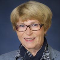 Porträtfoto von Ingrid Bödeker