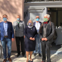 Die Fraktionsgemeinschaft SPD/DIE LINKE in Coronazeiten